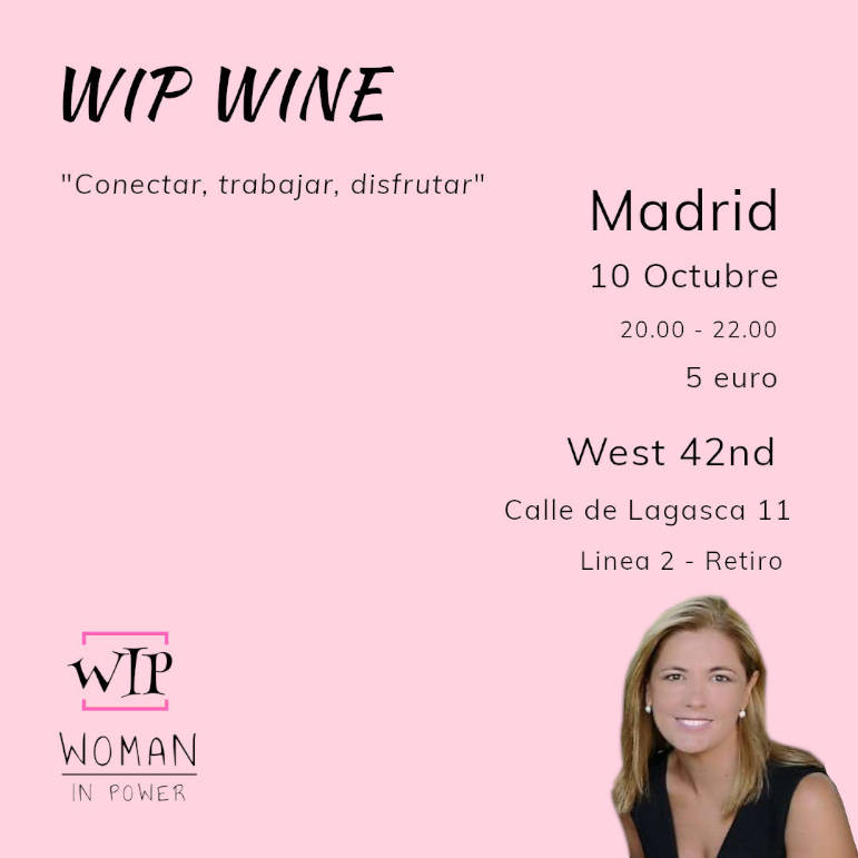 Afterwork Madrid -Networking Woman in Power @ West 42, Madrid